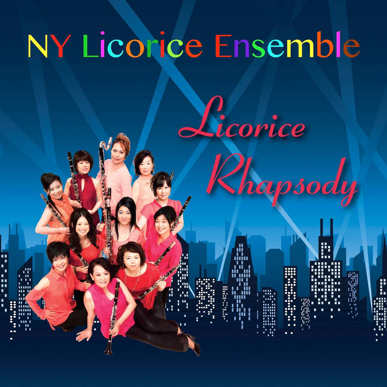 NY Licorice Ensemble: Licorice Rhapsody cover