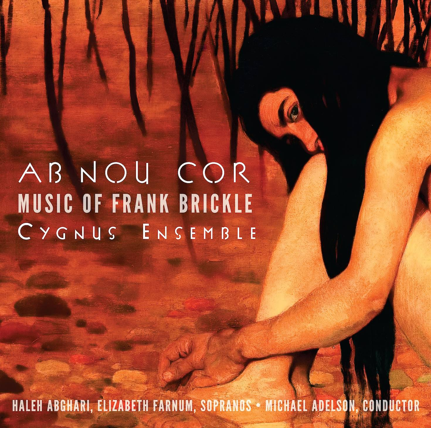 Ab nou cor: Music of Frank Brickle cover