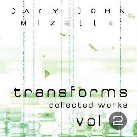 Transforms: Collected Works of Dary John Mizelle, Vol. 2 cover