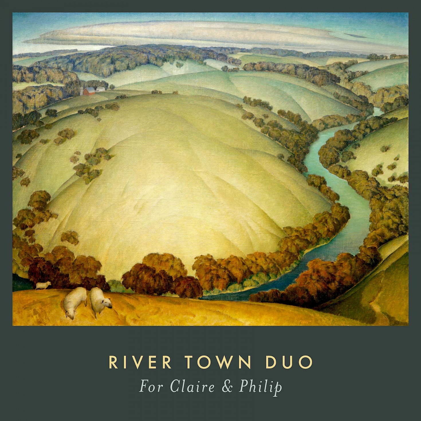 River Town Duo: For Claire & Philip cover